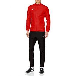 Nike Ensemble survêtement pour homme : Academy 18 / Rouge / M