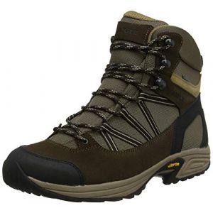 Aigle Chaussures petite randonnée MOOVEN MID GTX - Couleurs - Tailles: kaki - 41