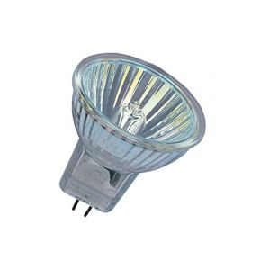 Osram Ampoule Halogène Verre 14 W GU5.3 Argent Set de 2
