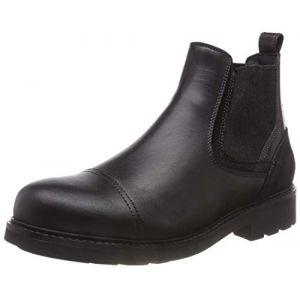 Tommy Hilfiger Boots ACTIVE LEATHER CHELS Noir - Taille 41,42,43,45