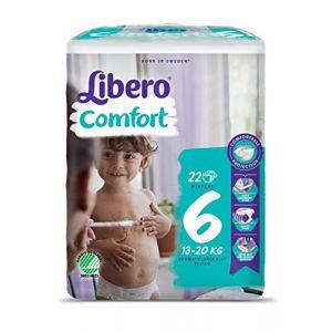 Libero Comfort Pann 6 22Pcs 6324