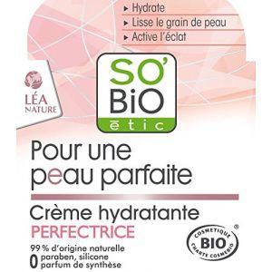 So'Bio Étic Pour une peau parfaite - Crème hydratante perfectrice