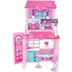 Image de Mattel La maison de vacances de Barbie