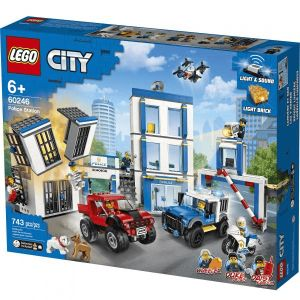 Lego Le commissariat de police - City - 60246