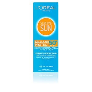 L'Oréal Sublime Sun Cellular Protect - Crema Solare Viso IP 50+ - 75 ml