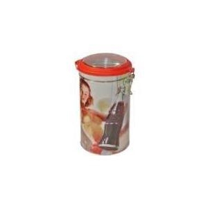 Coca-Cola Boîte à café USA Pin Up Balancoire