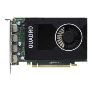 PNY VCQM2000-PB - Carte graphique Quadro M2000 4 Go GDDR5 PCIe 3.0 x16