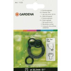 Gardena 1124-20 set - Joint d'étanchéité de rechange