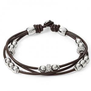 Fossil JA6068040 - Bracelet pour femme en acier