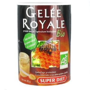 Super Diet Gelée Royale bio en pot