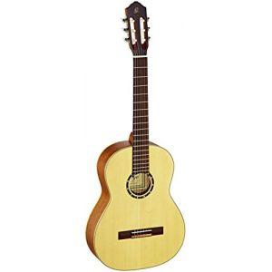 Ortega R121SN Guitare de concert avec housse manche étroite épicéa/corps acajou