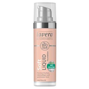 Lavera Make-up Visage Soft Liquid Foundation No. 00 Ivory Rose 30 ml