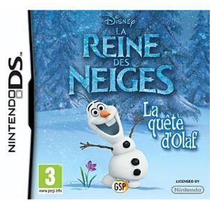 Frozen : La Reine des Neiges - La Quête d'Olaf [NDS]
