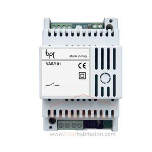 Came 001CK0001 - Kit portier audio main libre 1 lgt 250m