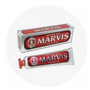 Marvis Dentifrice cannelle menthe