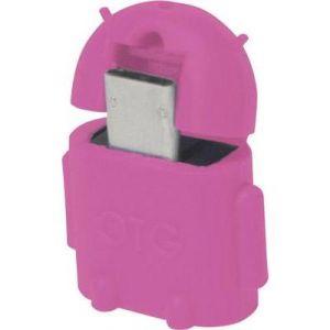 Logilink AA0065 - Adaptateur USB 2.0 micro B mâle / A femelle