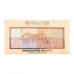 Revolution Beauty London Palette d'highlighters - Soph X