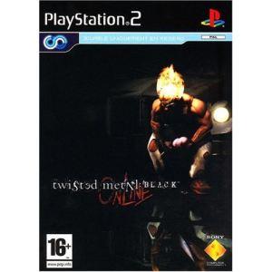 Twisted Metal : Black Online sur PS2