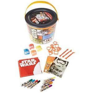 Simba Toys Seau d'activités créatif Star Wars
