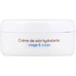 Monoprix Bio Crème de soin hydratante au beurre de karité - Le pot de 200 ml