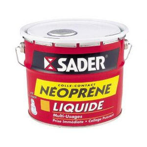 Sader Colle Contact Neoprene Liquide 2,5L - 27390