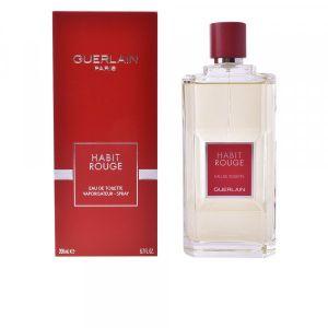 Guerlain Habit Rouge - Eau de toilette pour homme - 200 ml
