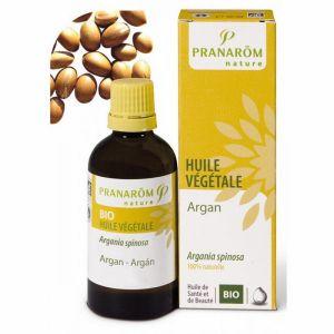 Pranarôm Huile végétale d'argan Bio