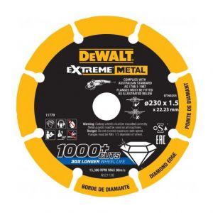 Dewalt Disque diamant METALMAX Extreme Metal 230 mm DT40255