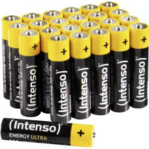 Intenso Pile LR03 (AAA) alcaline(s) Energy-Ultra 1.5 V 24 pc(s)