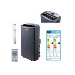 Alpatec AC 350 RVKT - Climatiseur mobile réversible 2600 Watts