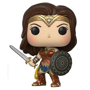 Funko Figurine Pop! DC Comics : Wonder Woman
