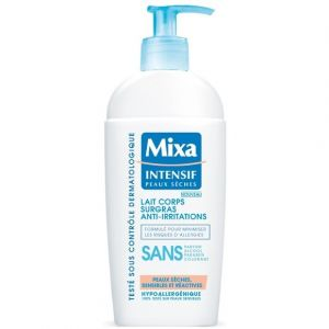 Mixa Corps Intensif Peaux Sèches Lait Surgras Anti-Irritations 250 ml