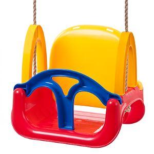 Androni Giocattoli 7174355 - Balancoire 3 en 1 pour enfant
