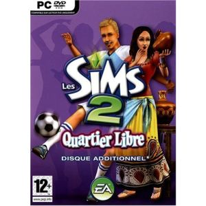 Les Sims 2 : Quartier Libre - Extension du jeu [PC]