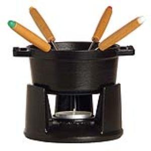 Staub Service à fondue chocolat 10 cm