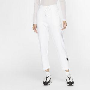 Nike Pantalon en molleton Sportswear Swoosh - Blanc - Taille L