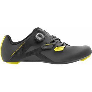 Mavic Cosmic Elite Vision CM - Chaussures Homme - noir EU 45 1/3 Chaussures route à cales