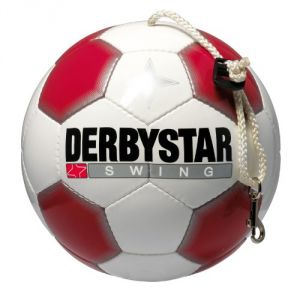 Derbystar Swing - Ballon de football avec corde taille 5