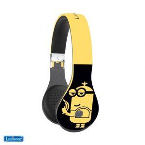 Lexibook BTHP410DES - Casque audio Bluetooth Moi Moche et Méchant 3