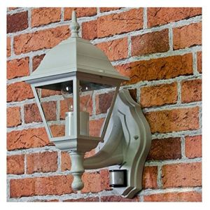 Lichp Applique murale pour l'extérieur avec capteur