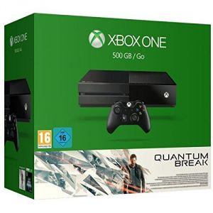 Microsoft Xbox One 500 Go + Quantum Break