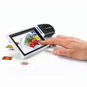 Eschenbach Loupe vidéo tactile Mobilux Digital Touch HD