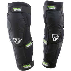 RaceFace Race Face Flank - Protection - noir S Protections genoux