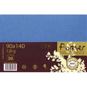 Forever 20 enveloppes 9 x 14 cm (120 g)