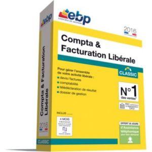 Compta & Facturation Libérale 2016 [Windows]