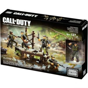 Mega Bloks DLC00 - Call of Duty : Pack de Mission Jungle