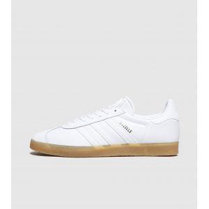 brand new 59261 b28ff Comparer chez 5 marchands. Adidas Gazelle chaussures blanc Gr.39 1 3 EU