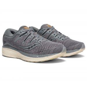 Saucony Triumph Iso 5, Chaussures de Fitness Femme, Gris