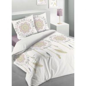 Les Ateliers du Linge Parure de couette coton Dream - 240x260 cm