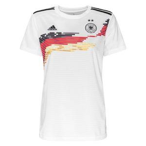 Adidas Allemagne Maillot Domicile Coupe du Monde Féminine 2019 Femme - Blanc - Taille X-Small